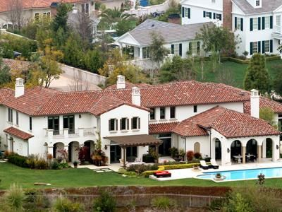 Джастин Бибер арендовал необычный дом в Лос-Анджелесе