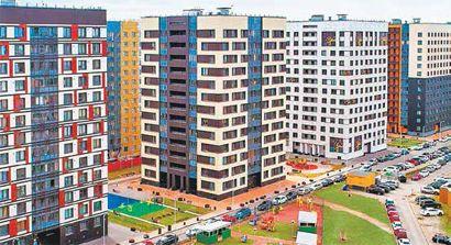 В центре Москвы построят новый многоквартирный дом
