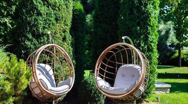 Выбирайте садовую мебель в соответствии с трендами этого года